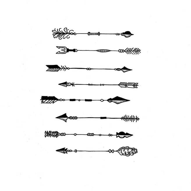 more-new-arrow-tattoo-designs